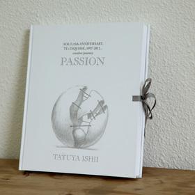 TATUYA ISHII / PASSION(esquisse book)