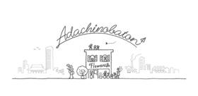 アダチノバトン | Web Illustration