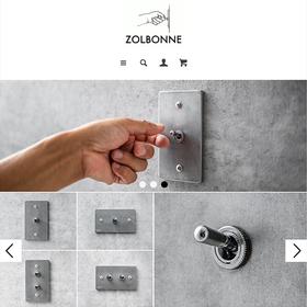 ZOLBONNE ONLINE SHOP / OPEN!