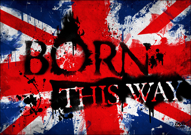 BORN | BORN THIS WAY(DVD)