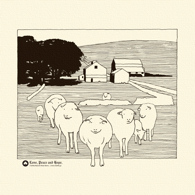 Fairlife|パンと羊とラブレター [Goods]
